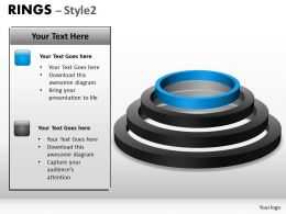 Ring Chart Diagram Style 2 Powerpoint Slides And Ppt Templates 0412
