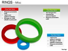 Rings Misc Powerpoint Presentation Slides
