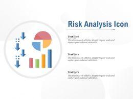 Risk Analysis Icon