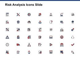 Risk Analysis Icons Slide Threat Agenda E95 Ppt Powerpoint Presentation Gallery Visuals