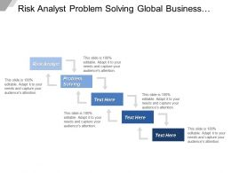 Risk Analyst Problem Solving Global Business Stock Exchange Rules