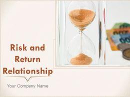 Risk And Return Relationship Powerpoint Presentation Slides