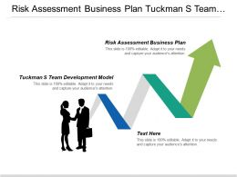 Risk Assessment Business Plan Tuckman S Team Development Model Cpb