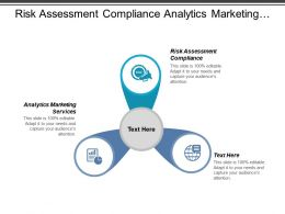 Risk Assessment Compliance Analytics Marketing Services Credit Monitoring Analysis Cpb
