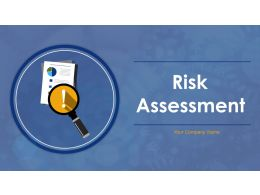 Risk Assessment Powerpoint Presentation Slides