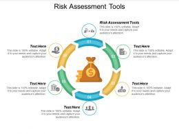 Risk Assessment Tools Ppt Powerpoint Presentation Summary Backgrounds Cpb