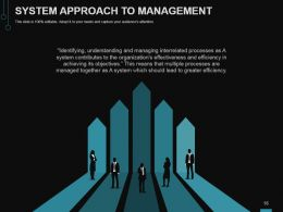 Risk Based Approaches To Quality Management Powerpoint Presentation Slides
