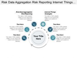 Risk Data Aggregation Risk Reporting Internet Things Strategies Cpb