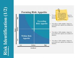 Risk Identification Ppt Images