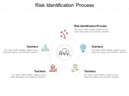 Risk Identification Process Ppt Powerpoint Presentation Templates Cpb