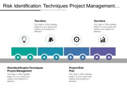 risk identification techniques project management project risk plan cpb