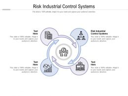 Risk Industrial Control Systems Ppt Powerpoint Presentation Ideas Picture Cpb