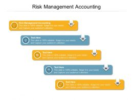 Risk Management Accounting Ppt Powerpoint Presentation Icon Show Cpb