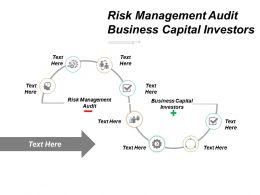Risk Management Audit Business Capital Investors Cpb