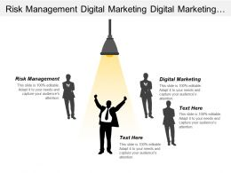 Risk Management Digital Marketing Digital Marketing Training Executives Cpb