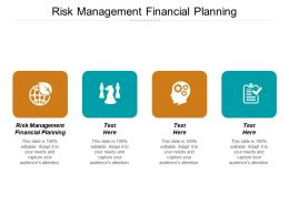 Risk Management Financial Planning Ppt Powerpoint Presentation Model Styles Cpb