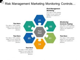 Risk Management Marketing Monitoring Controls Testing Management Teamwork Cpb