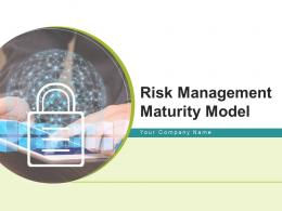 Risk Management Maturity Model Information Security Data Technology Culture