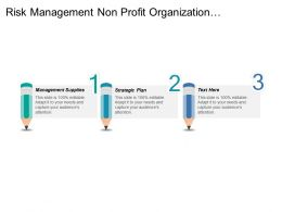 Risk Management Non Profit Organization Leadership Development Project Management Cpb