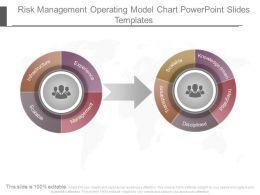 risk_management_operating_model_chart_powerpoint_slides_templates_Slide01