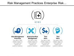 Risk Management Practices Enterprise Risk Management Technology Risk Management Cpb