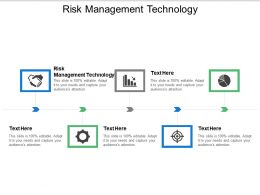 Risk Management Technology Ppt Powerpoint Presentation Inspiration Slide Portrait Cpb