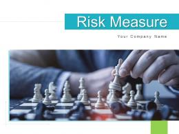 Risk Measure Categorization Marketing Dashboard Investment Portfolio Measurement