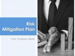 Risk Mitigation Plan Powerpoint Presentation Slides