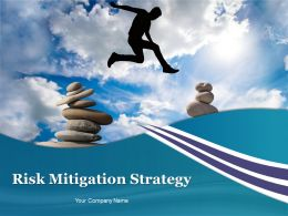 Risk Mitigation Strategy Powerpoint Presentation Slides