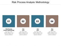 Risk Process Analysis Methodology Ppt Powerpoint Presentation Show Layout Ideas Cpb