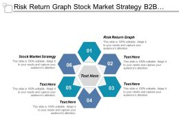 Risk Return Graph Stock Market Strategy B2b Service Cpb