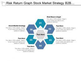 Risk Return Graph Stock Market Strategy B2b Service Cpb