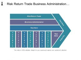 Risk Return Trade Business Administration Database Marketing Research Cpb