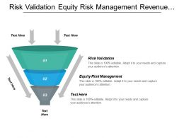 Risk Validation Equity Risk Management Revenue Management Cycle Cpb