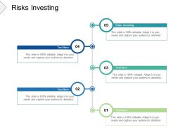 Risks Investing Ppt Powerpoint Presentation Infographic Template Example 2015 Cpb