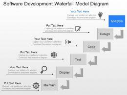 82188162 Style Hierarchy Flowchart 6 Piece Powerpoint Presentation Diagram Infographic Slide