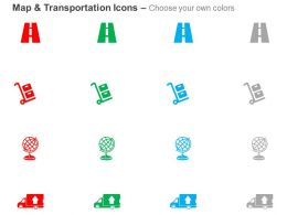 road_box_trolley_globe_delivery_van_ppt_icons_graphics_Slide02