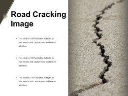 Road Cracking Image