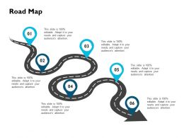 Road Map Process J209 Ppt Powerpoint Presentation File Guide