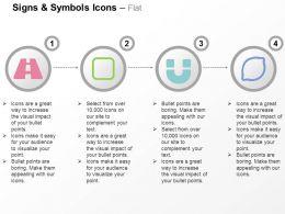 Road Square Magnet Lemon Ppt Icons Graphics