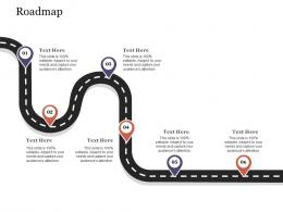 Roadmap Agile Delivery Approach Ppt Themes
