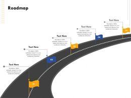 Roadmap Audiences Attention Financial Audit Ppt Powerpoint Presentation Outline