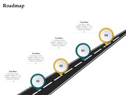 Roadmap Audiences Attention Industry Strategy Ppt Powerpoint Presentation Tips