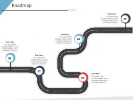 Roadmap Business Purchase Due Diligence Ppt Sample