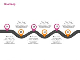 Roadmap C1423 Ppt Powerpoint Presentation Icon Smartart