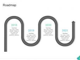 Roadmap Declining Market Share Of A Telecom Company Ppt Mockup