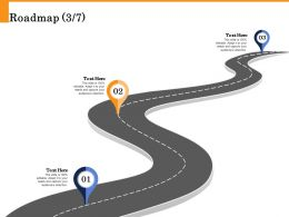 Roadmap Editable Audience Ppt Powerpoint Presentation Visual Aids Example 2015