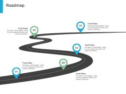 Roadmap Effective IT service Excellence Ppt Powerpoint Presentation Model Infographic Template