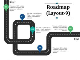 Roadmap Example Of Ppt