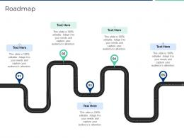 Roadmap Executing Security Management Plan To Minimize Threats Ppt Styles